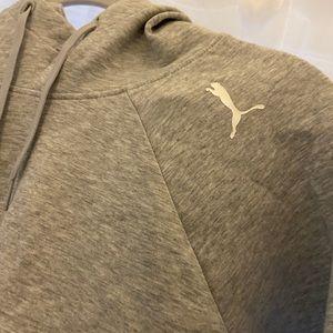Grey Puma Sweatshirt